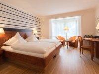 Comfort-Doppelzimmer, Quelle: (c) Ringhotel Celler Tor