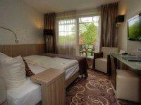 Comfort-Doppelzimmer mit Balkon/Terrasse, Quelle: (c) NordWest Hotel Bad Zwischenahn