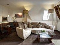 Comfort-Royal Suite zur Einzelnutzung, Quelle: (c) NordWest-Hotel Am Badepark