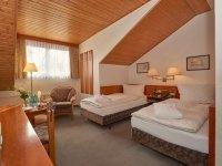 Comfort Zimmer, Quelle: (c) Parkhotel Frankfurt - Rödermark