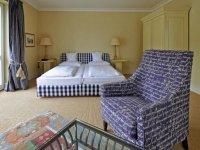 Deluxe Doppelzimmer, Quelle: (c) Hotel Herrenhaus von Löw