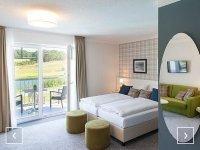 Deluxe Doppelzimmer, Quelle: (c) Dorint Resort Baltic Hills Usedom