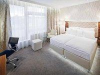 Deluxe Doppelzimmer, Quelle: (c) Pytloun City Boutique Hotel