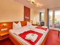 Deluxe Doppelzimmer, Quelle: (c) Landhotel Maarium