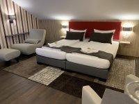 Deluxe - Doppelzimmer, Quelle: (c) AKZENT Aktiv & Vital Hotel Thüringen