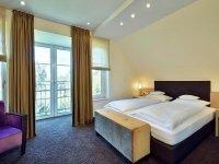 Deluxe Doppelzimmer, Quelle: (c) Ringhotel Köhlers Forsthaus