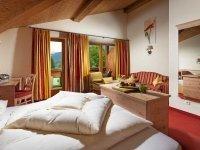 Deluxe-Doppelzimmer Alpenrose, Quelle: (c) Hotel Gasthof Hindenburglinde