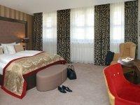 Deluxe-Doppelzimmer im Kerstinghaus, Quelle: (c) Hotel Burgkeller