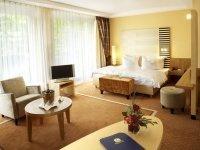 Deluxe Doppelzimmer in der Villa Anna, Quelle: (c) Best Western Premier Park Hotel & Spa