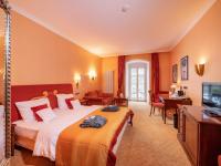 Deluxe-Doppelzimmer VILLA, Quelle: (c) Göbel·s Schlosshotel Prinz von Hessen
