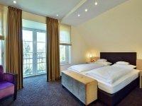 Deluxe Doppelzimmer zur Einzelnutzung, Quelle: (c) Ringhotel Köhlers Forsthaus