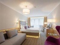 Deluxe Doppelzimmer zur Einzelnutzung, Quelle: (c) Pytloun Wellness Hotel Harrachov