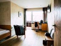 Deluxe Einzelzimmer , Quelle: (c) Hotel Terrassenhof