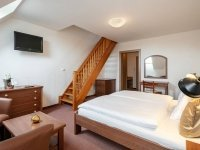 Deluxe Familienzimmer, Quelle: (c) Pytloun Wellness Hotel Hasistejn