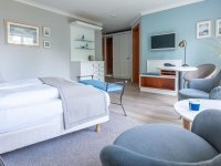 Premiumzimmer mit Balkon/ Terrasse, Quelle: (c) Hotel Am MedemUfer