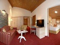 Deluxe-Suite Waldstimmung, Quelle: (c) Hotel Gasthof Hindenburglinde