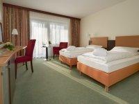 Deluxe Zweibettzimmer, Quelle: (c) Parkhotel Frankfurt - Rödermark