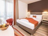 Doppelziimmer mit Queensize Bett Business (renoviert), Quelle: (c) Hotel Kapuzinerhof