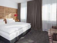 Standard Doppelzimmer, Quelle: (c) Eden Hotel Wolff