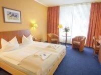 Doppelzimmer, Quelle: (c) AKZENT Hotel Residenz