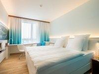 Doppelzimmer, Quelle: (c) Comfort Hotel Frankfurt Airport West