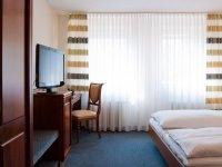 Doppelzimmer, Quelle: (c) Hotel Am Heideloffplatz