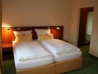 Doppelzimmer, Quelle: (c) AKZENT Hotel Höxberg