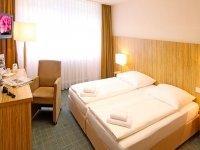 Doppelzimmer, Quelle: (c) AKZENT Hotel Am Burgholz