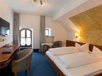 Doppelzimmer , Quelle: (c) Hotel Am Markt GmbH