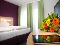 Doppelzimmer, Quelle: (c) Arberland Hotel