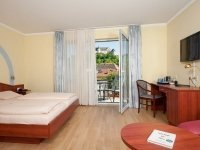 Doppelzimmer, Quelle: (c) Land-gut-Hotel BurgBlick