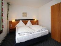 Doppelzimmer, Quelle: (c) Genussgasthof Fuldaquelle & Berghof Wasserkuppe