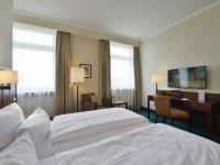 Doppelzimmer, Quelle: (c) Hotel DER LINDENHOF