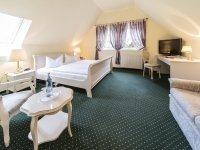 Doppelzimmer, Quelle: (c) Seehotel Heidehof GmbH