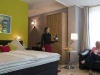 Doppelzimmer, Quelle: (c) Hotel Bentheimer Hof