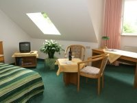 Doppelzimmer, Quelle: (c) Waldhotel Linzmühle