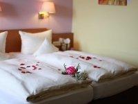 Doppelzimmer, Quelle: (c) AKZENT City Club Hotel Rheine