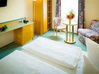 Doppelzimmer, Quelle: (c) APART-HOTEL WEIMAR