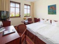 Doppelzimmer, Quelle: (c) KIM Hotel Dresden