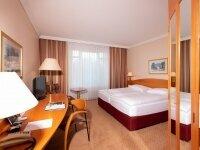 Doppelzimmer, Quelle: (c) Hotel Meerane GmbH & Co. KG