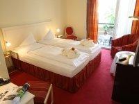 Doppelzimmer Standard, Quelle: (c) Wunsch-Hotel Mürz