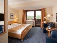Doppelzimmer, Quelle: (c) Hotel Luv und Lee