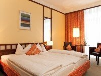 Basic-Doppelzimmer, Quelle: (c) relexa hotel Bad Steben