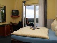 Doppelzimmer, Quelle: (c) Seeblick Hotel Saalburg