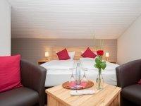Doppelzimmer, Quelle: (c) Hotel - Restaurant Haus Waldesruh