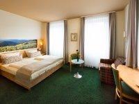 Doppelzimmer Cuvée, Quelle: (c) Waldhotel Rheingau