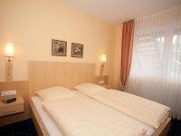 Doppelzimmer, Quelle: (c) Hotel - Restaurant Hubertus