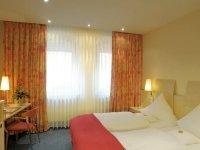 Doppelzimmer standard, Quelle: (c) Ringhotel Loew `s Merkur
