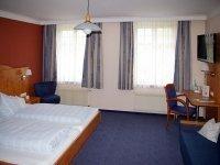 Doppelzimmer, Quelle: (c) Hotel - Gasthof zur Rose