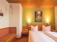 Doppelzimmer, Quelle: (c) Creativhotel Luise und Wellnessoase LUNYU